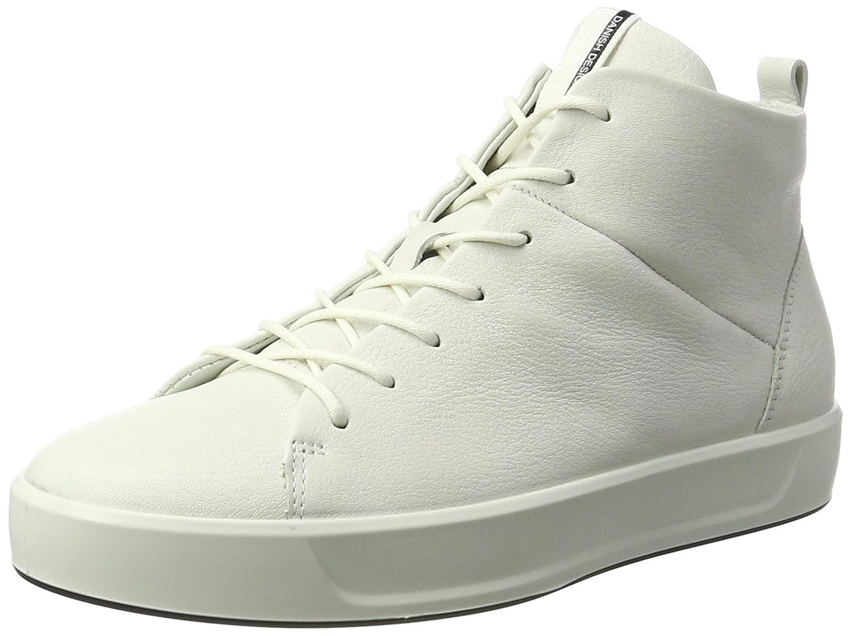 ECCO Womens Soft 8 High-top Fashion Sneaker