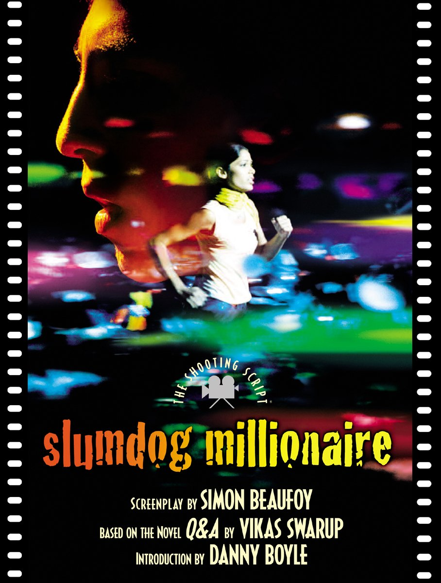 slumdog millionaire the shooting script amazon co uk simon slumdog millionaire the shooting script amazon co uk simon beaufoy 9781848420397 books