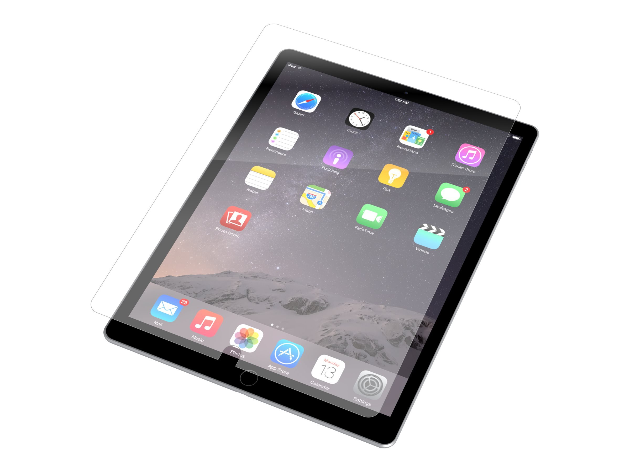 ZAGG InvisibleShield Glass Screen Protector for Apple iPad Pro 12.9 by ZAGG (Image #1)