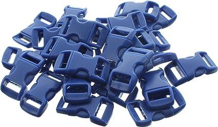 Army Universe 50 Pack - 1 2 quot  Contoured Side Release Buckles Blue 7e5de22bfcf