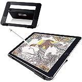 エレコム 液晶タブレット スタンド 【iPad Pro/Wacom Cintiq 16対応】 角度調整可能 4アングル ブラック TB-DSDRAWBK
