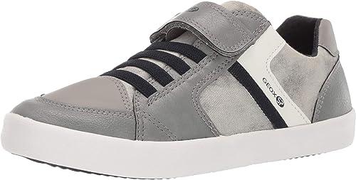 Scarpe Sportive Bambino Unisex Navy//Royal Sneakers Strappo Geox Junior Gisli B