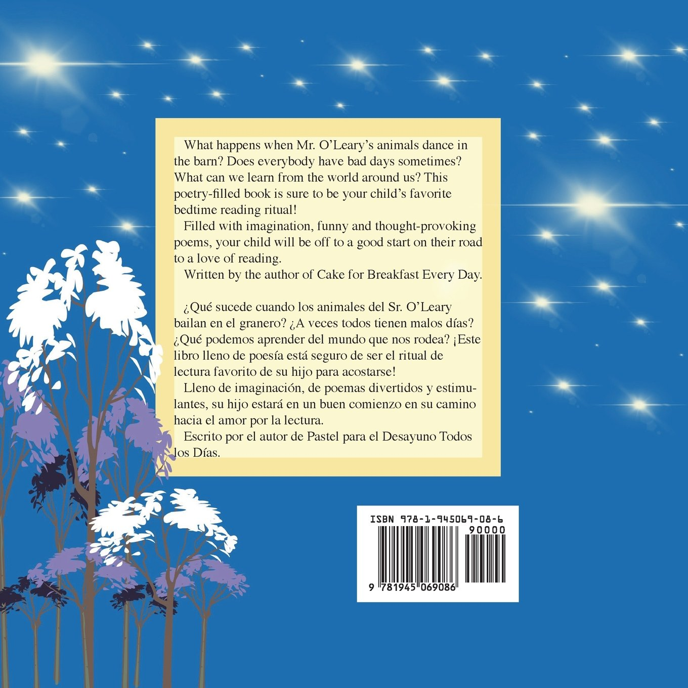 Float to the Moon and other bedtime poems - English/Spanish edition: Kathleen Rasche: 9781945069086: Amazon.com: Books
