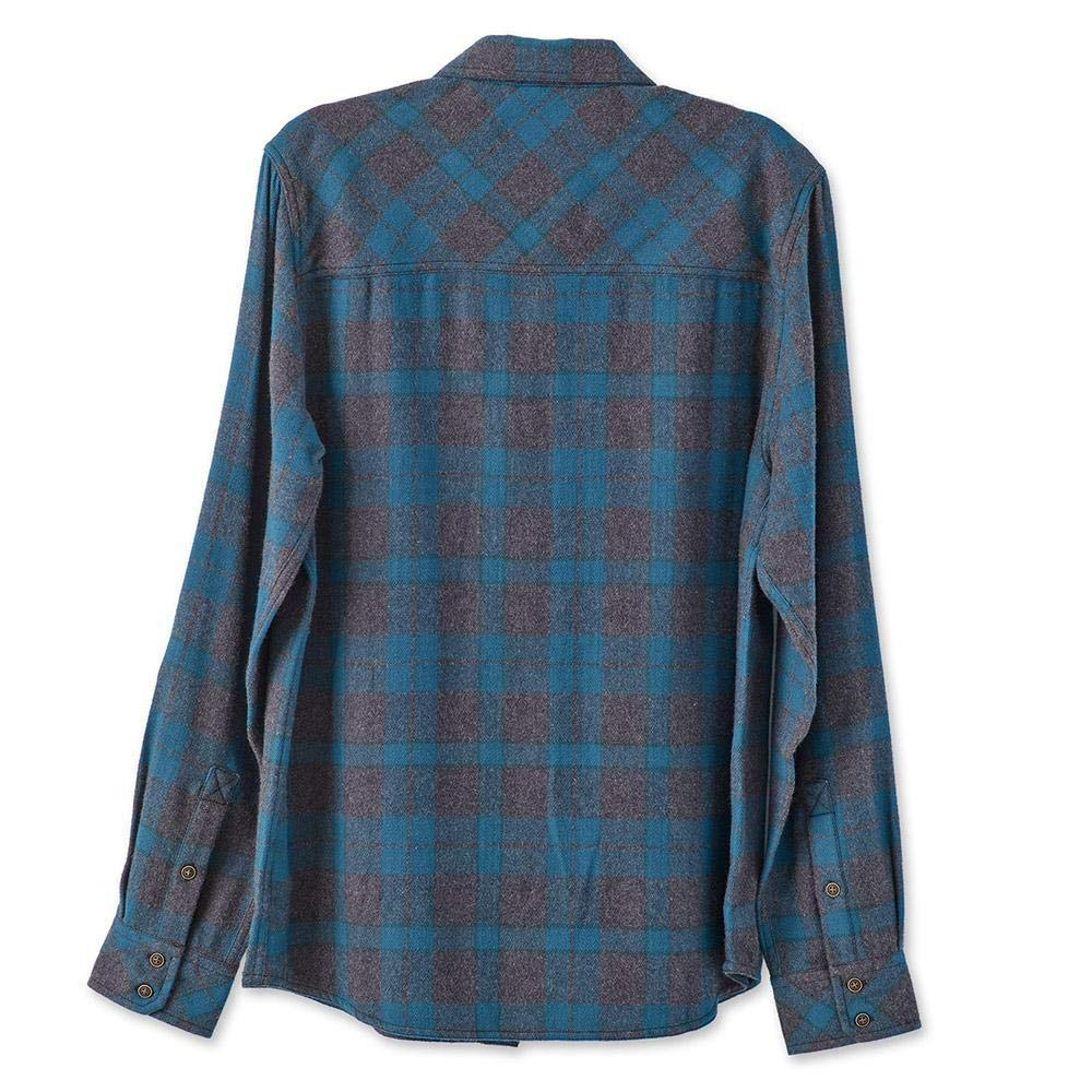 KAVU Mens Big Joe Long Sleeve Shirt