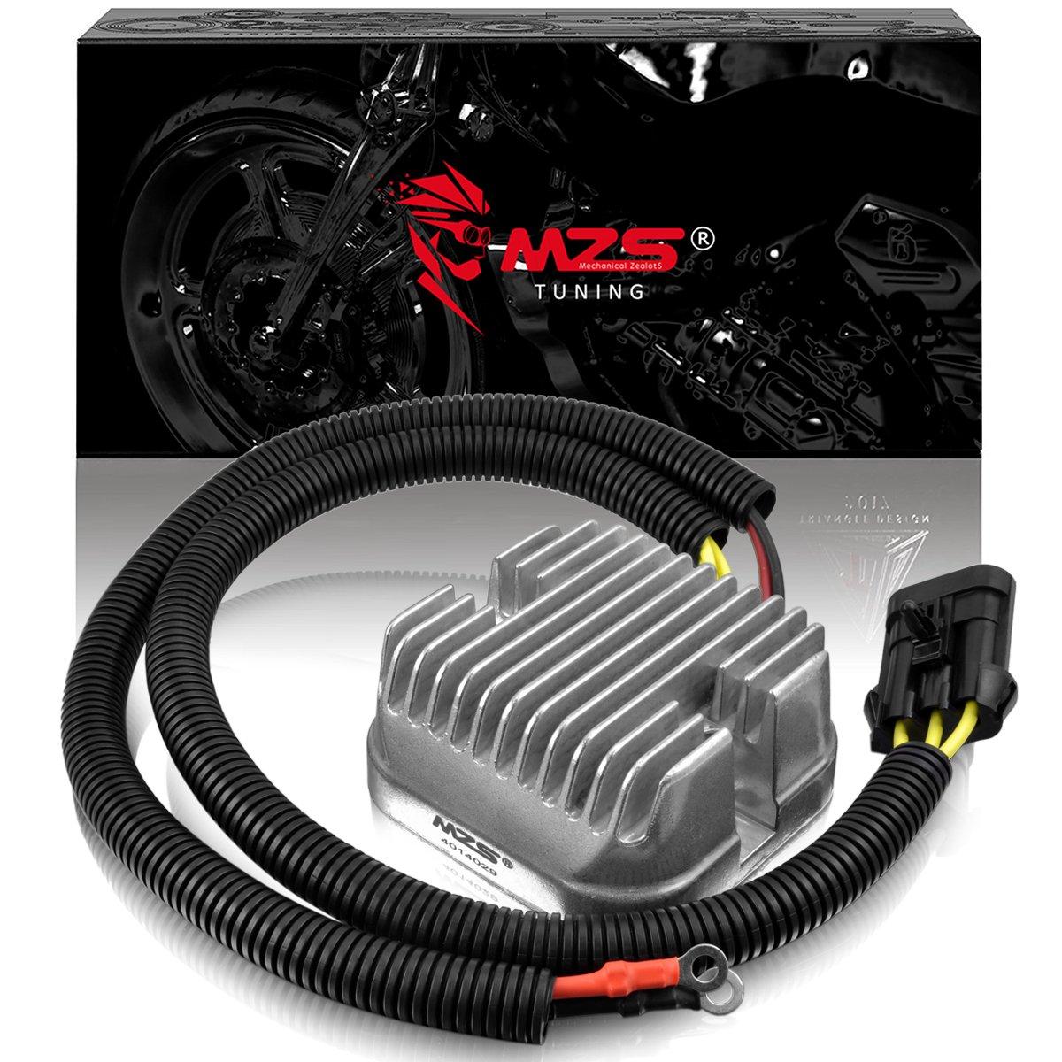 MZS Voltage Regulator Rectifier for Polaris 4014029 4015229 4013247 4013904