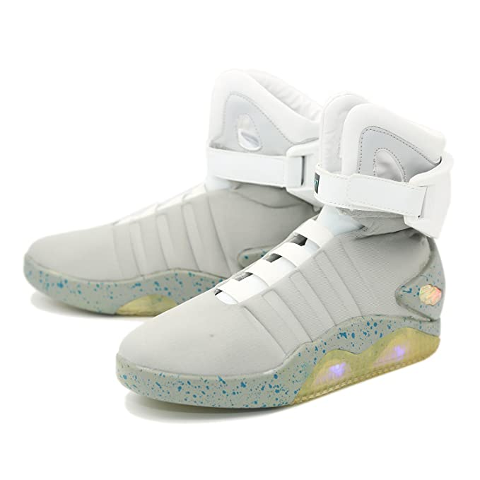 Zapatos Deportivo Back to The Future Marty McFly Volver al