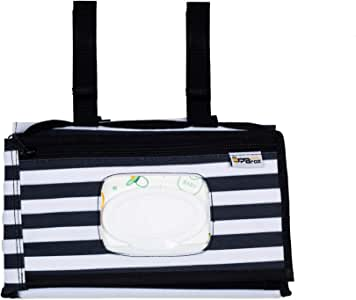 JPBroz Portable Baby Changing Mat with 3 in 1 Multi-Purpose Changing Kit Wipe Dispenser Diaper Clutch Station Folding Travel Changing Mat Bonus Wipe Pouch