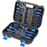 PROSTORMER Magnetic Screwdriver Set, 79-Piece Multifunctional Slotted/Phillips Screwdriver Kit with Precision…