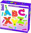 Lauri Tall-Stackers - Pegs A-Z Pegboard Set (Uppercase)