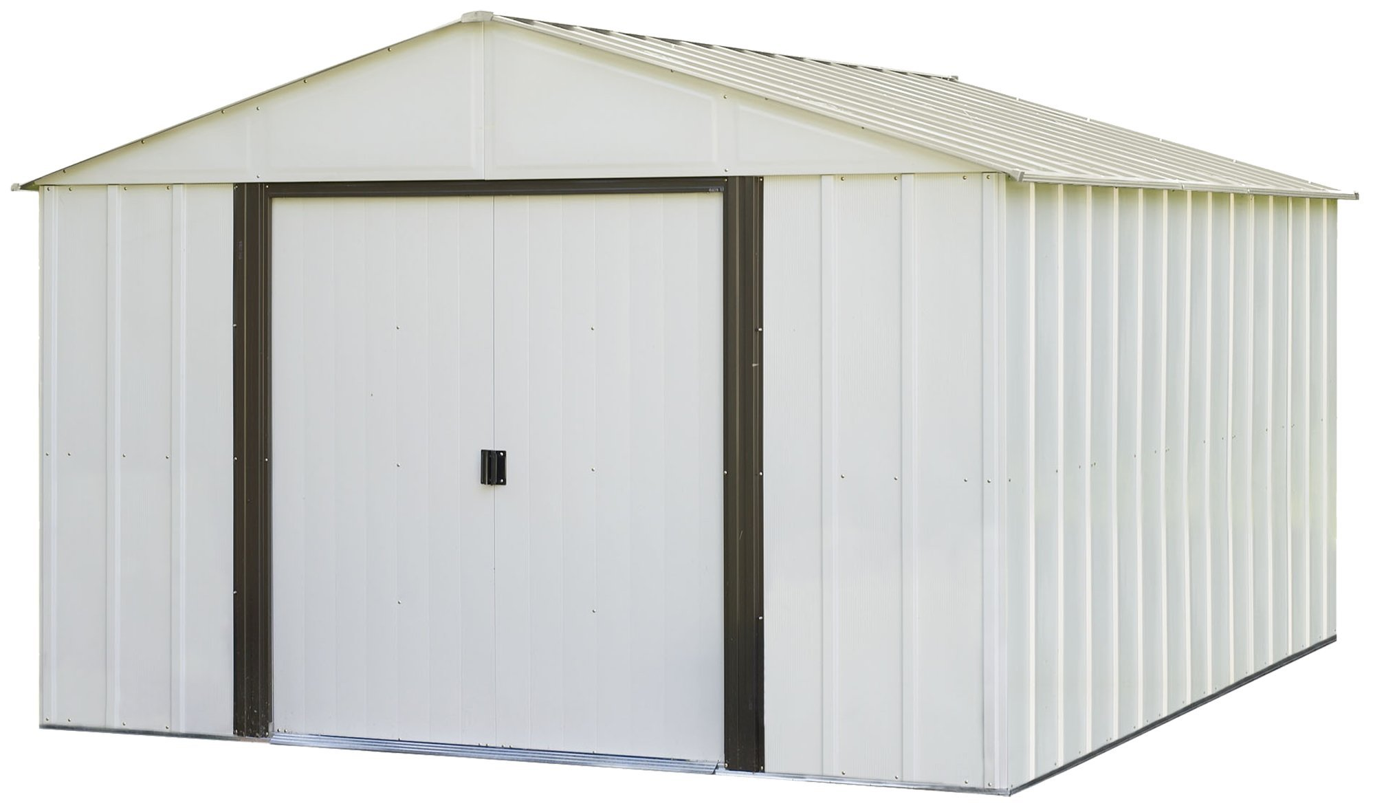 Arrow Shed AR1012  Arlington 10-Feet by 12-Feet Steel Storage Shed