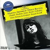 Martha Argerich: Début Recital