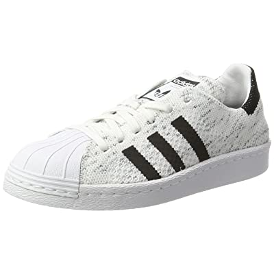 adidas Superstar 80s Prime Knit, Sneakers Basses Femme
