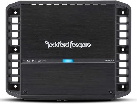 Rockford Fosgate P3001 Hook Up