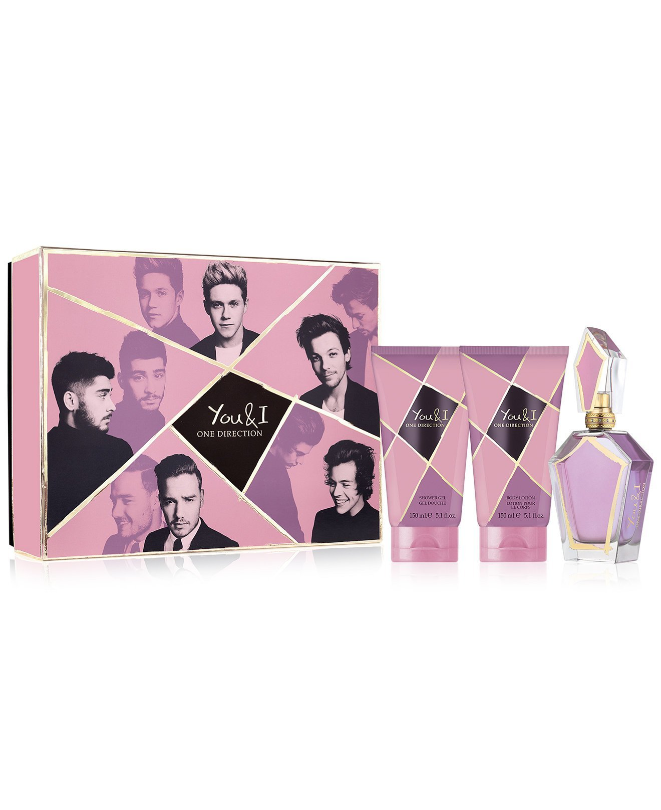 One Direction You and I 3 Piece Gift Set