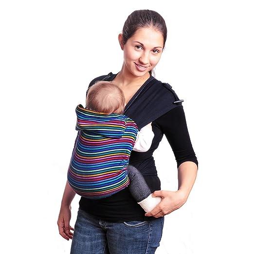 11 opinioni per Hoppediz Hop Tye, Mei Tai Aiuto al trasporto in fascia porta bebè, pancia e