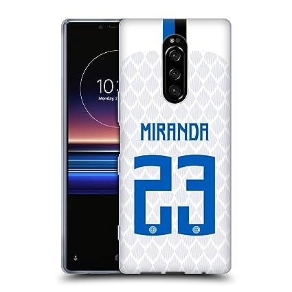 Amazon.com: Official Inter Milan João Miranda 2018/19 ...