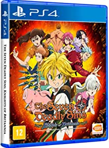 The Seven Deadly Sins Knights of Britannia - PlayStation 4