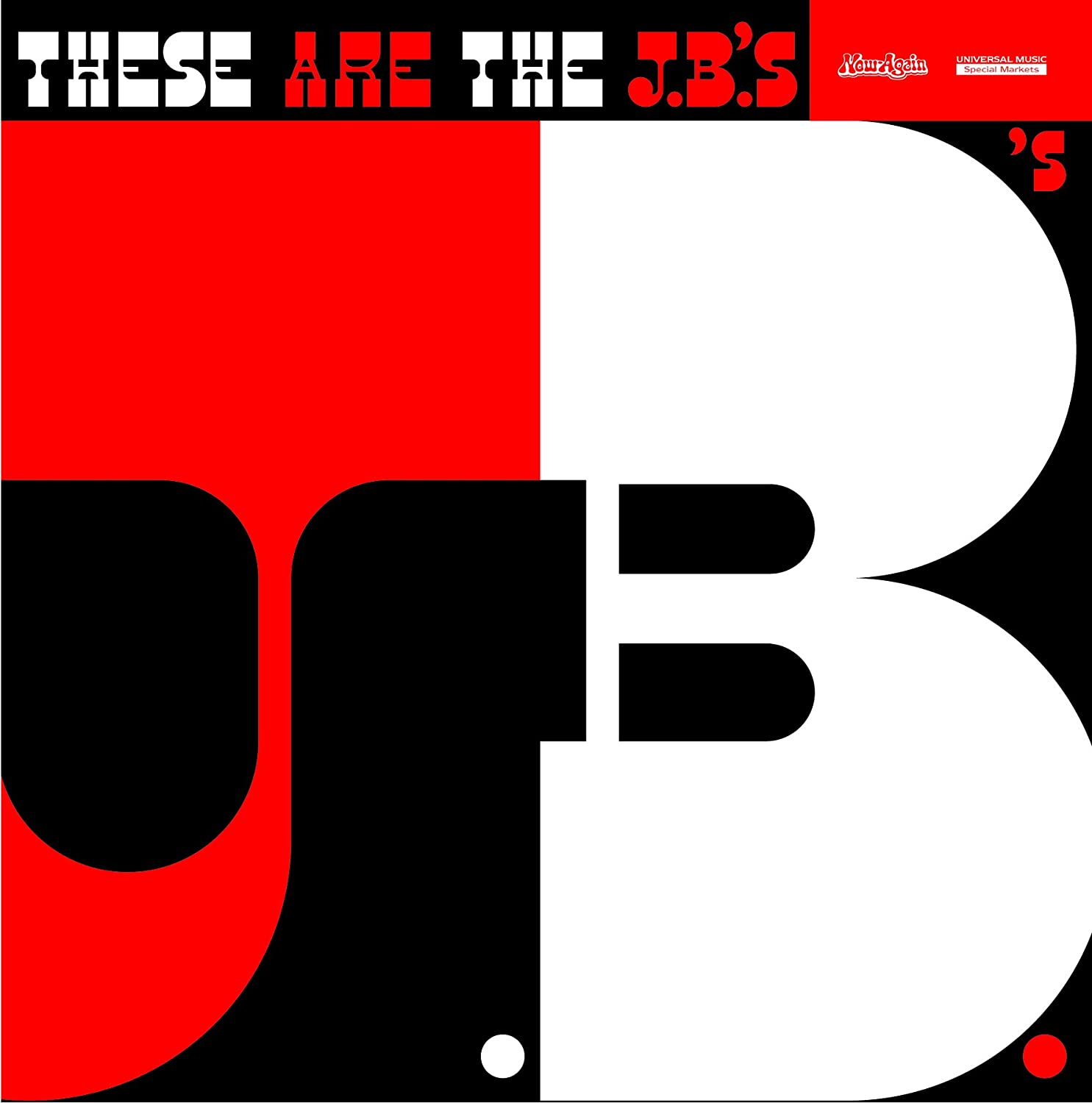 These Are The JBs [Vinilo]