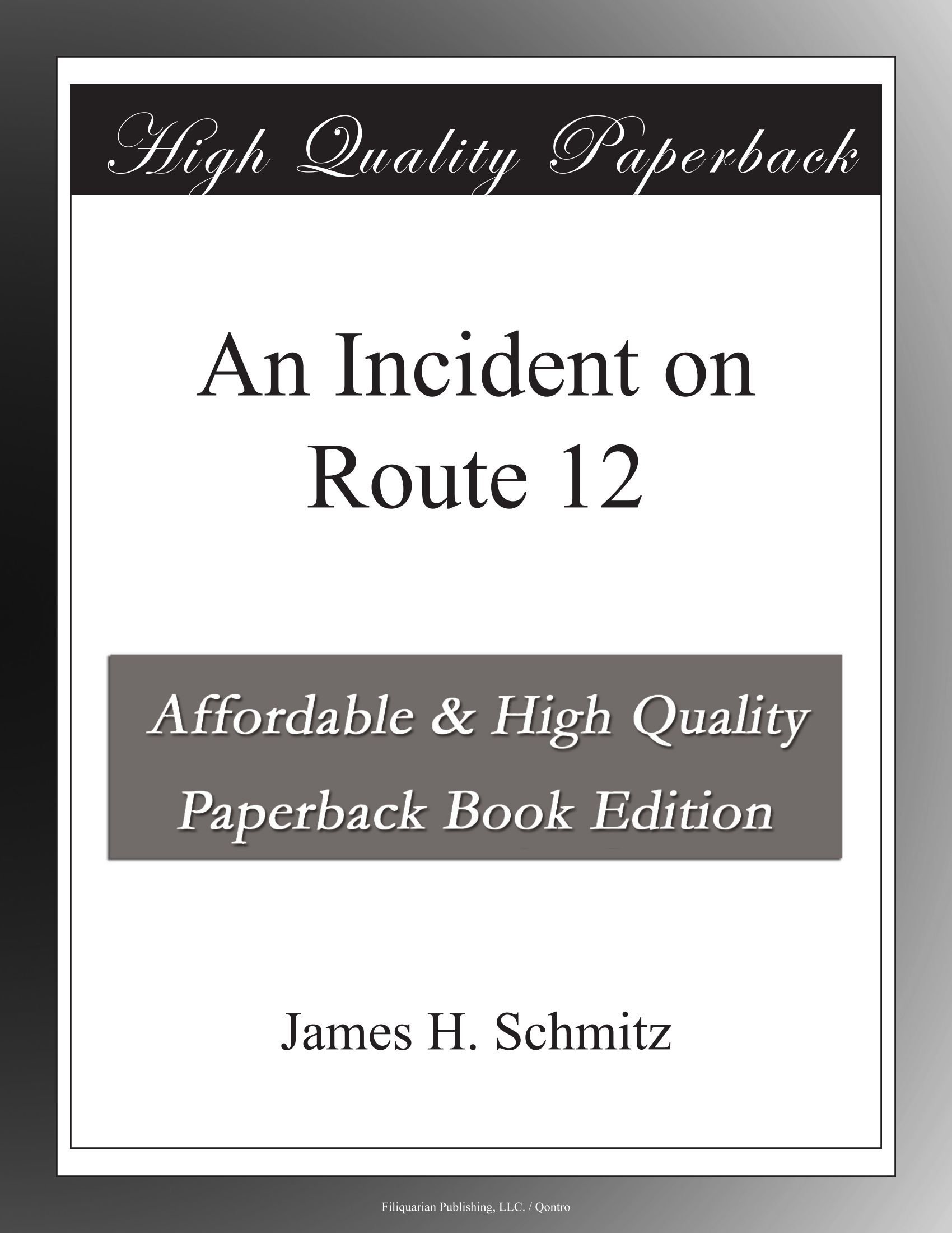 Download An Incident on Route 12 pdf epub