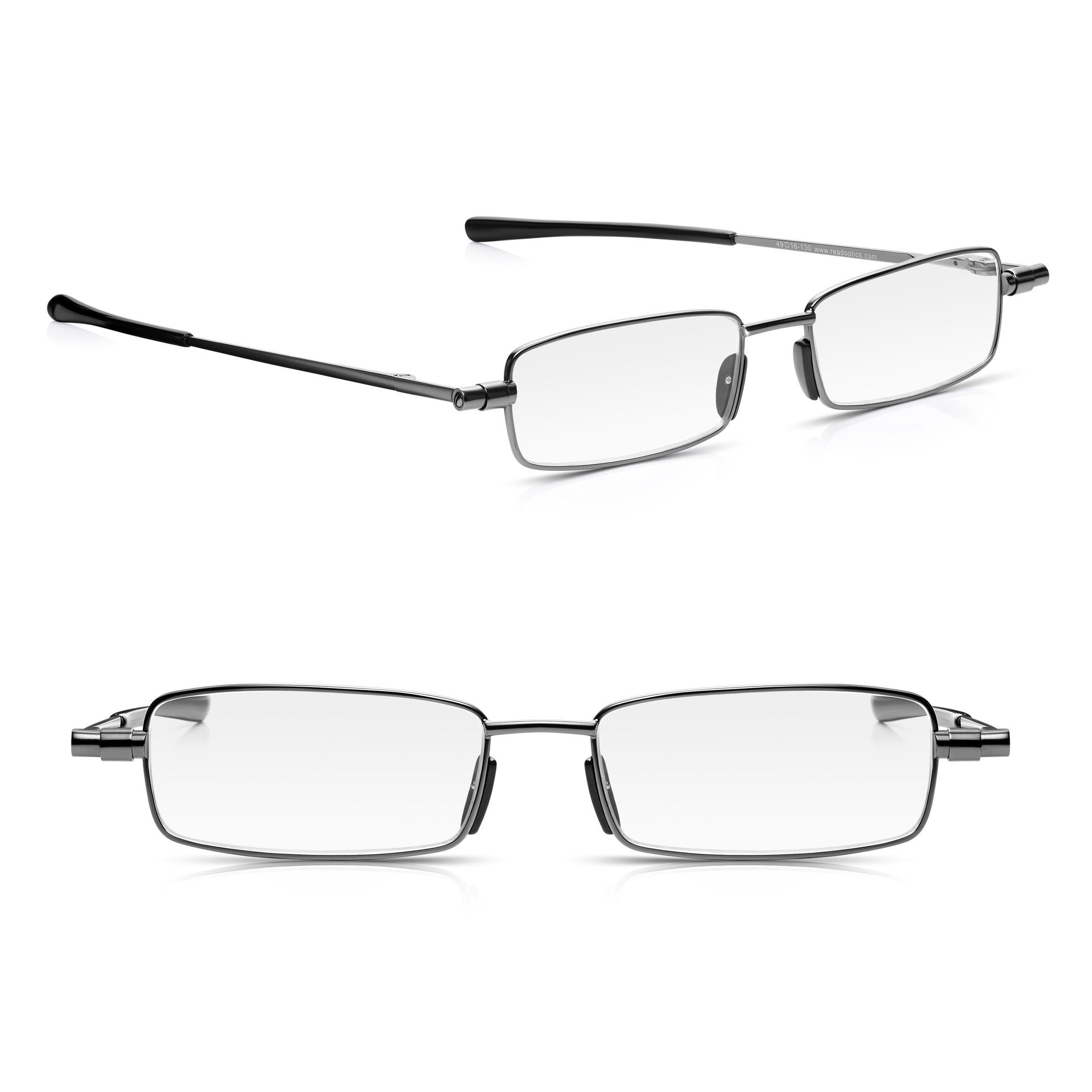 Read Optics: (x2-Pack) Gafas de Lectura Vista +2.00 para Presbicia
