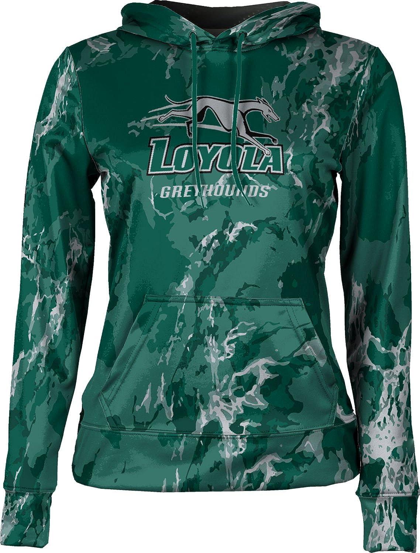 Marble School Spirit Sweatshirt ProSphere Loyola University Maryland Girls Pullover Hoodie