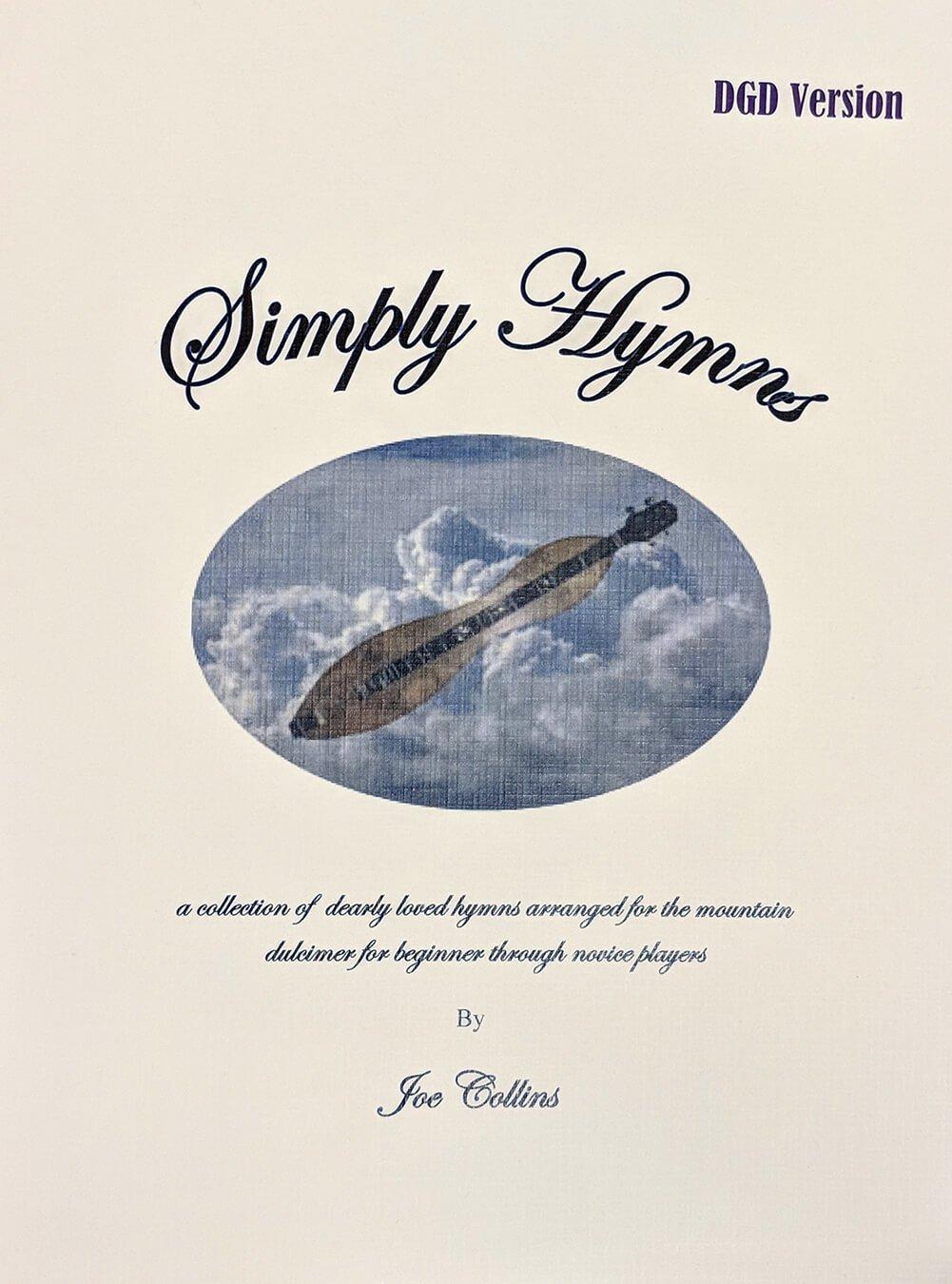 Joe Collins - Simply Hymns, DGD Version