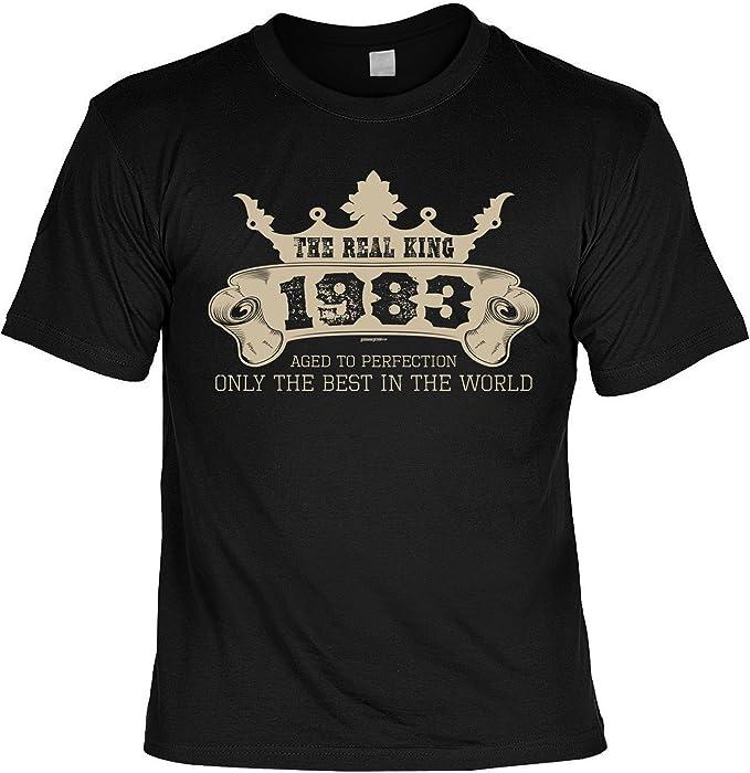 trag-das T-Shirt zum 35. Geburtstag - Leiberl Geschenk zum