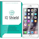 "iPhone 6S Screen Protector, IQ Shield Tempered Ballistic Glass Screen Protector for iPhone 6S (iPhone 6 4.7"") 99.9% Transparent HD and Anti-Bubble Shield - with"