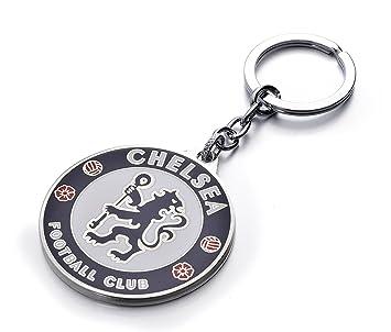 Fútbol Club Chelsea logo calidad de color metálico y ...