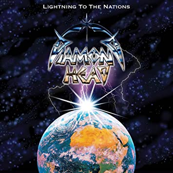 Lightning To The Nations: White Album