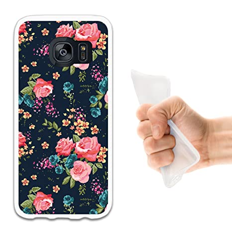 WoowCase Funda Samsung Galaxy S7 Edge, [Samsung Galaxy S7 ...
