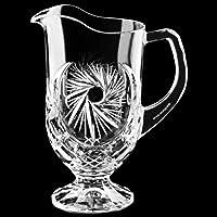 Original Irena Jarro 'Pinwheel' 1,5 litros, cristal, Garrafa
