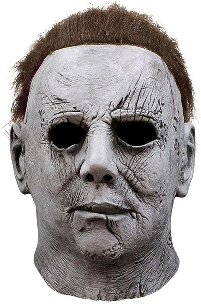 Amazon.com: Homelex Halloween Michael Myers Mask: Toys & Games