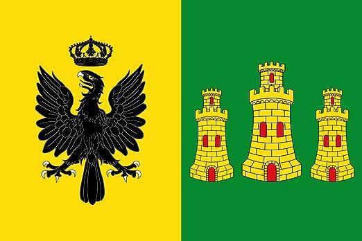magFlags Bandera Large Escudo de Cañete de Las Torres España ...