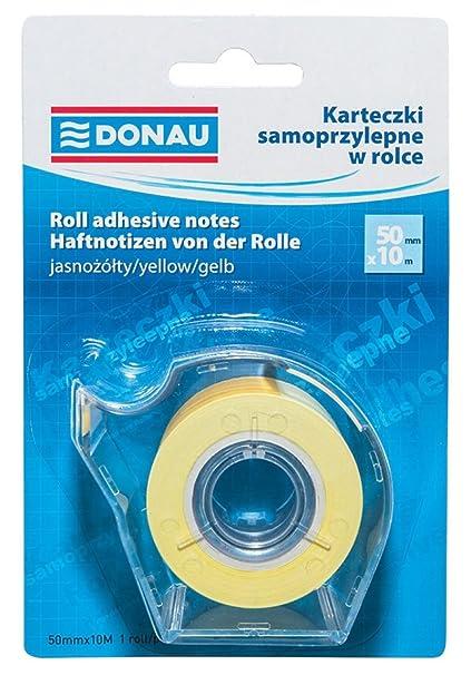 Danubio 7572011pl de 99/ – Dispensador de notas adhesivas Notas Adhesivas de rollo, 50