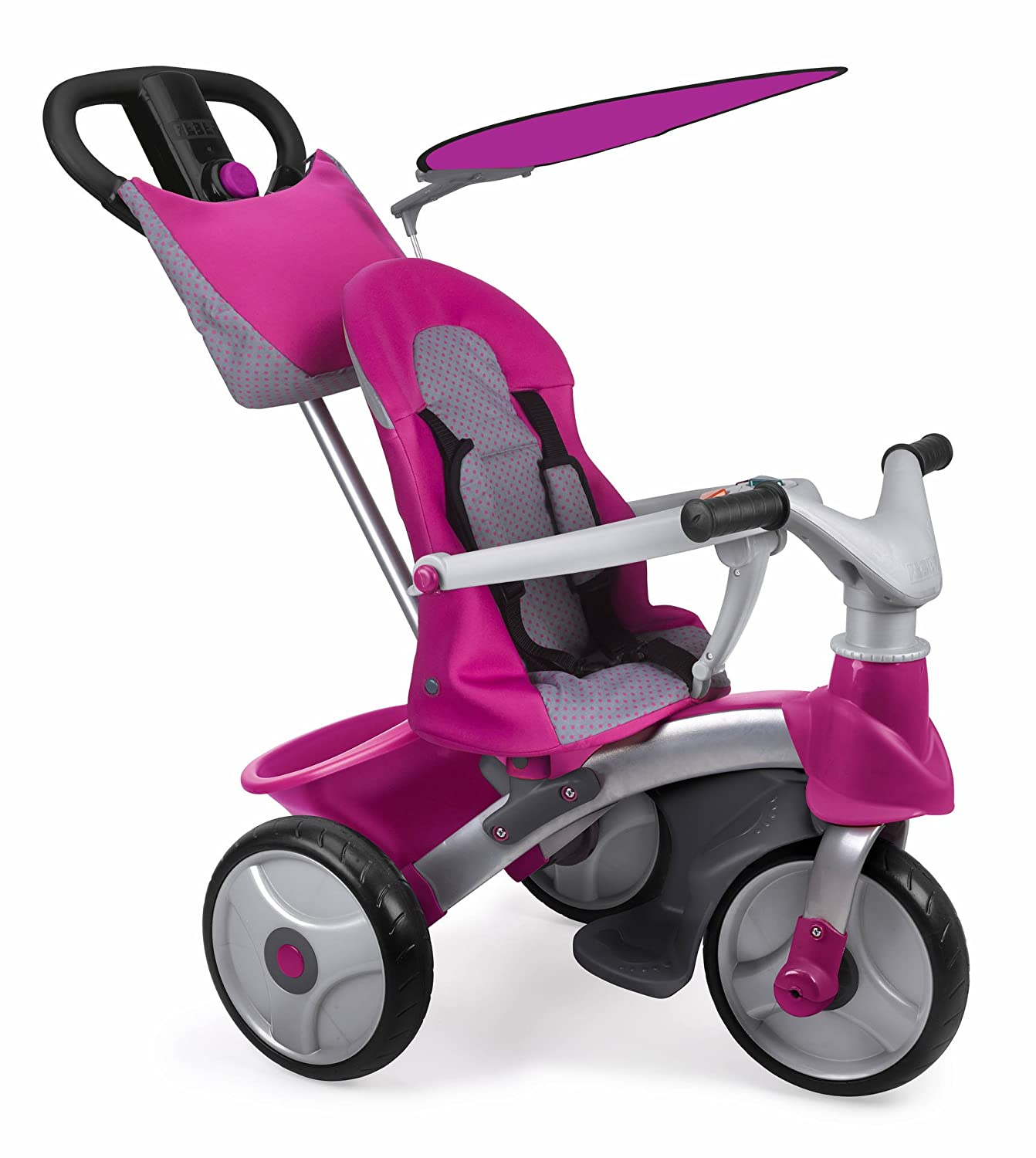 eber Baby Trike Easy Evolution triciclo