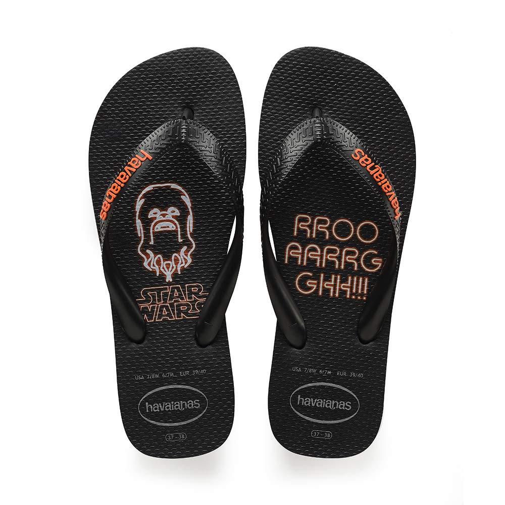 5adeb3e72feb Havaianas Unisex Adults  Stars Wars Flip Flops  Amazon.co.uk  Shoes ...