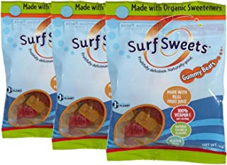 product image for Surf Sweets Gummy Bears, Bags, 2.75 oz, 3 pk