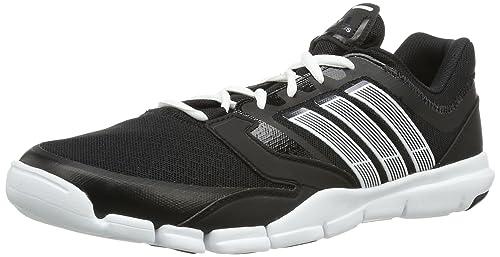 check out 9b0b1 c6a8b adidas Adipure Trainer 360, Scarpe sportive indoor uomo, Nero (Schwarz  (Black 1