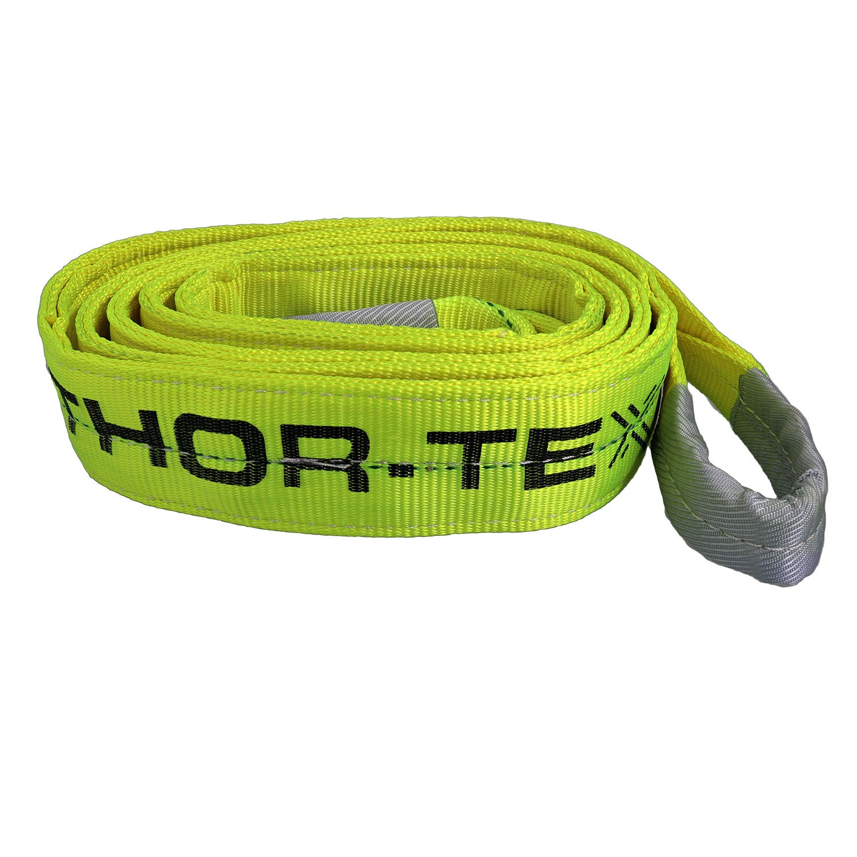 Eye-Eye Synthetic Web Sling Thor-Tex 4 X 8 2-Ply