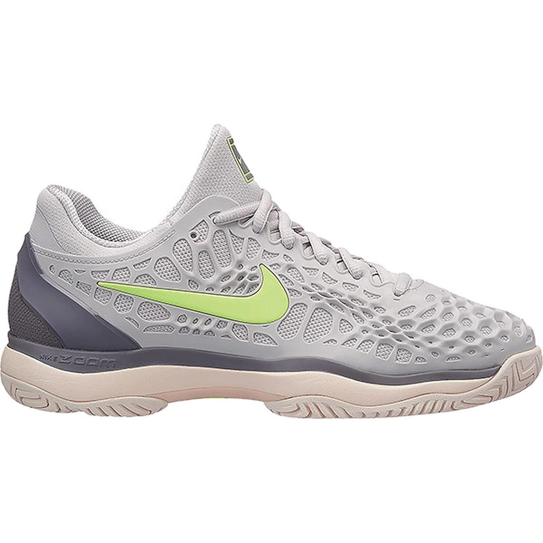 NIKE Women's Zoom Cage 3 Tennis Shoes B078B41LLS 6.5 B(M) US Vast Grey/Volt Glow/Gunsmoke/Guava Ice