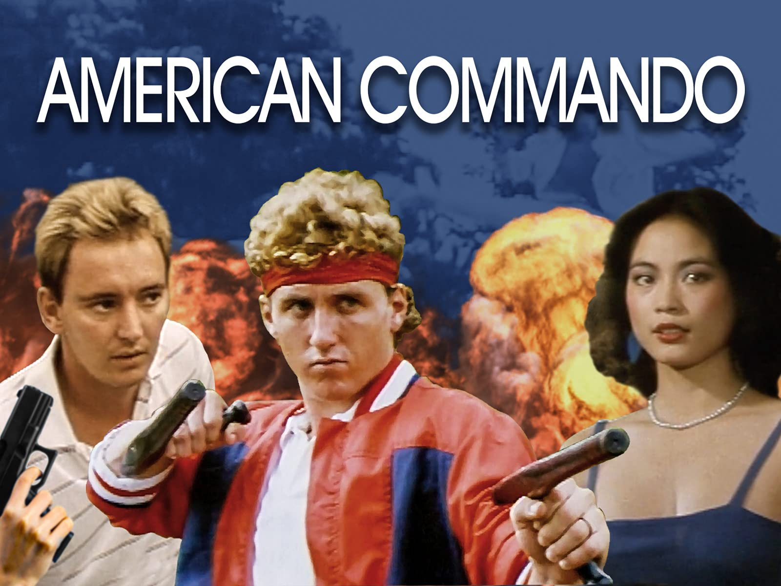 American Commando on Amazon Prime Video UK