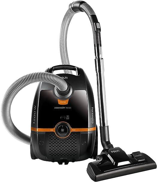 Polti CS 200 Aspirador Forzaspira Cs200, 210 W, 63 Decibelios, Aluminio, plástico, Negro y naranja: Amazon.es: Hogar