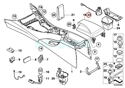 Amazon Com Bmw Genuine Central Locking System Module Automotive