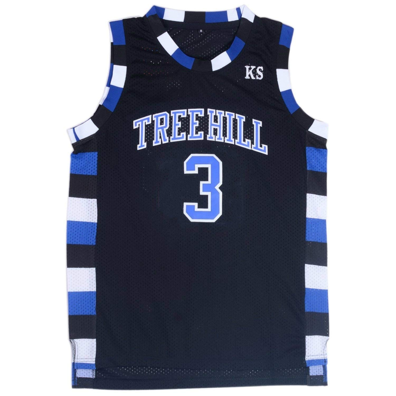 outlet store 20138 0c4a7 Amazon.com: Mens Basketball Jersey Lucas Scott #3 Ravens ...