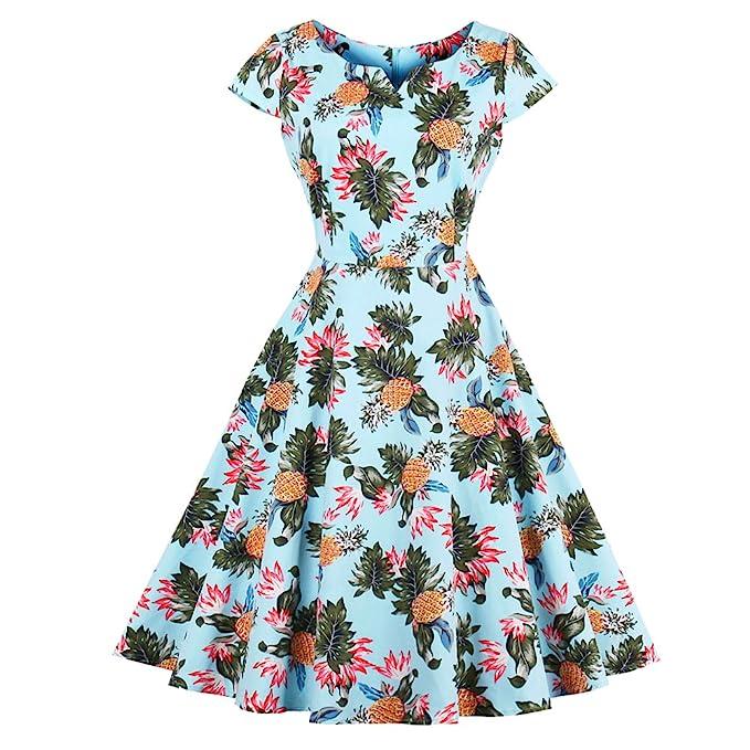 Vestidos vintage amazon