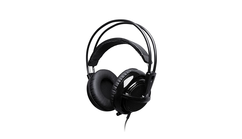 SteelSeries Siberia v2 Full-Size Gaming Headset - (Black)