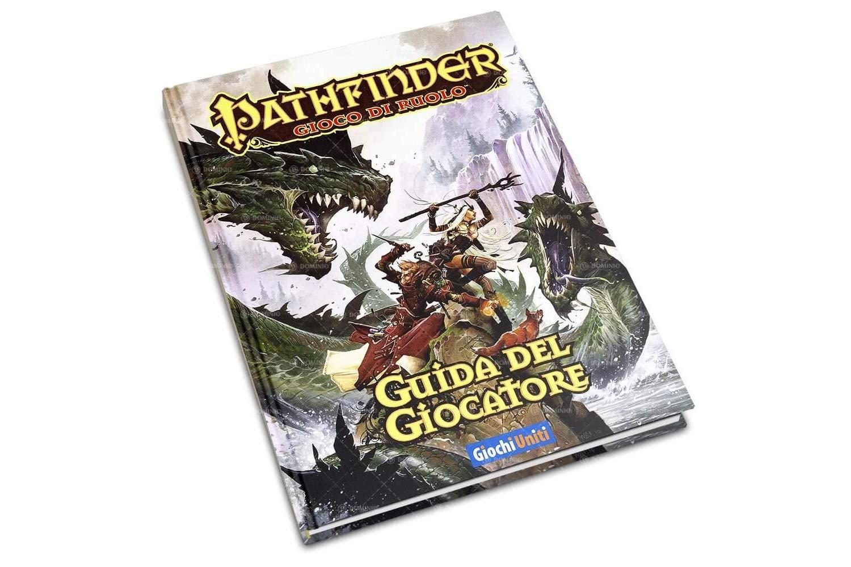 Giochi Uniti Juegos Unidos Pathfinder: guía del Jugador ...