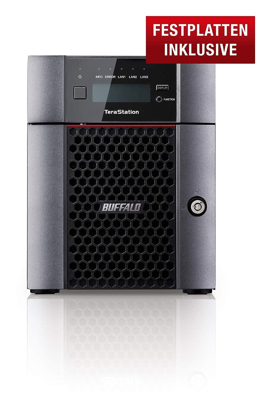 'Buffalo Technology ts5410dn1602de EU terastation5410Partial–Sistema NAS, 16TB