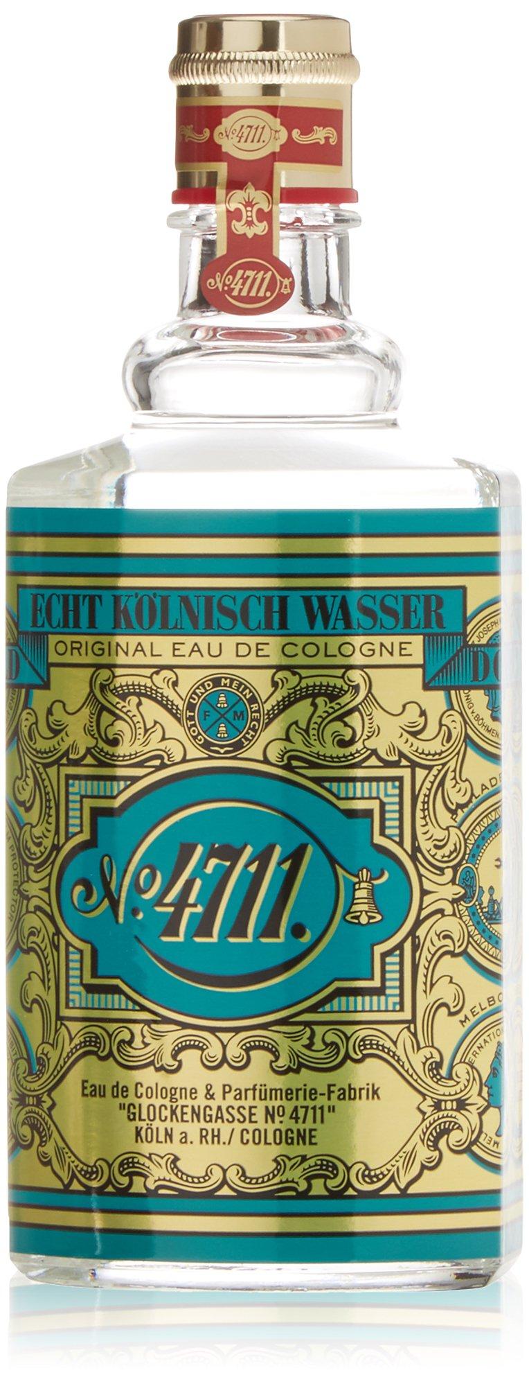 4711 by Muelhens Eau de Cologne Splash 6.8 oz by 4711